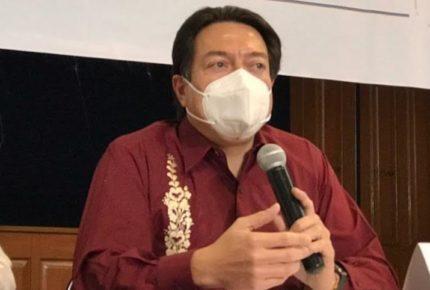 Delgado evita hablar sobre Salgado Macedonio en Oaxaca