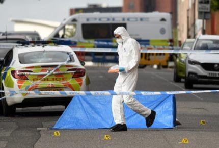 Reino Unido busca a un sospechoso por ocho apuñalamientos