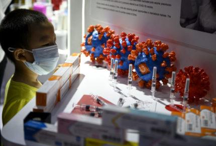 China exhibe sus futuras vacunas contra Covid-19