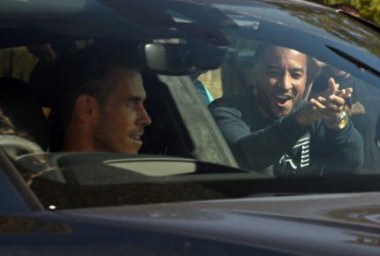 Gareth Bale llega a Londres para reforzar al Tottenham