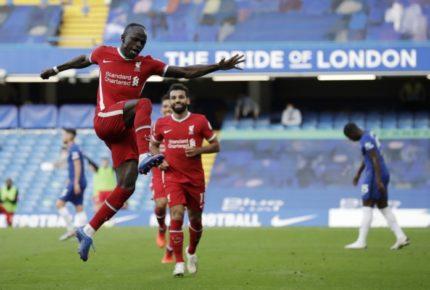 Liverpool vence 2-0 al Chelsea con doblete de Mané