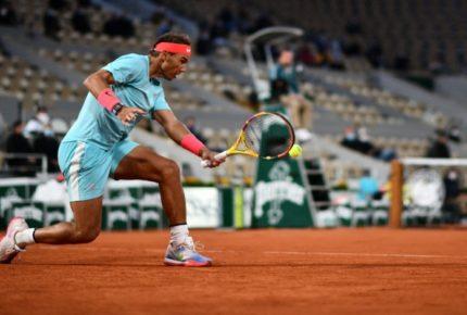 Rafael Nadal inicia con victoria en Roland Garros