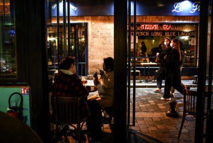 París se alista para cerrar los bares
