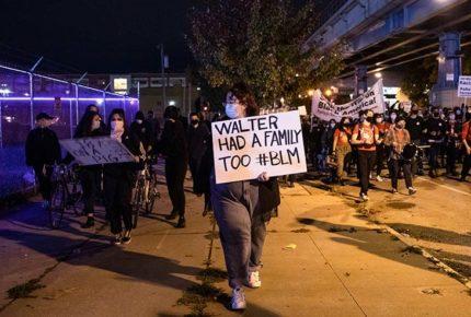 Tras protestas antirracistas decretan toque de queda en Filadelfia