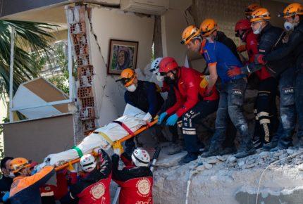 Sismo en Turquía deja 49 muertos