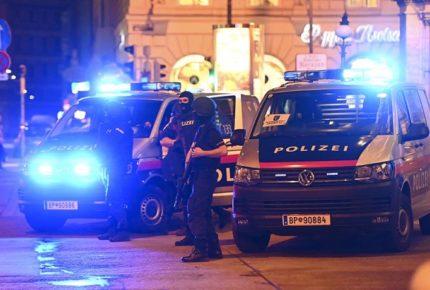 Ataque cerca de sinagoga en Viena, Austria, deja un un muerto