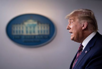 Trump tuvo una Covid-19 peor que la reconocida: NYT