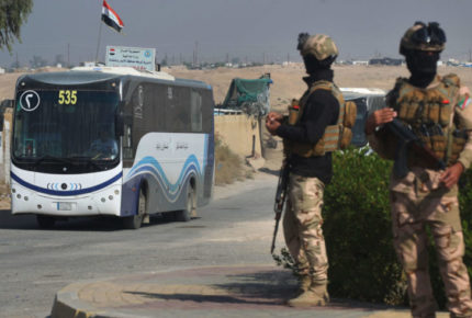 Por terrorismo, Irak ejecuta a 21 personas