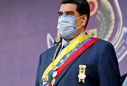 """Maduro anuncia que levantará """"toque de queda"""""""