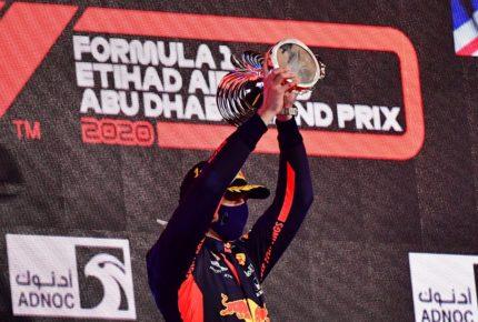Verstappen vence en el Gran Premio de Abu Dabi