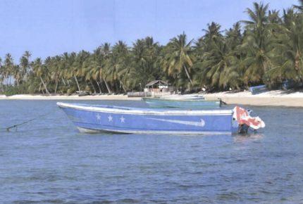 Encuentran barco encallado con 649 kilos de cocaína en el Pacífico
