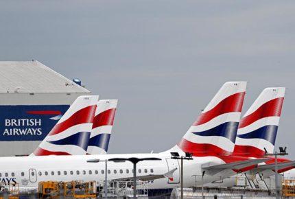 Países americanos suspenden vuelos desde Reino Unido