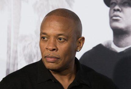 """""""Estoy bien"""", dice Dr. Dre tras ser internado por un aneurisma"""