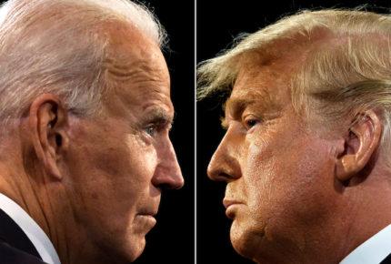 Trump pide la renuncia de Biden por avance de talibanes