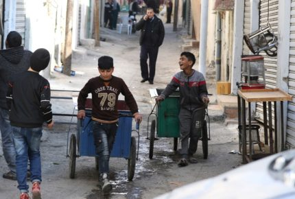 La pandemia obliga a miles de niños a trabajar en Jordania