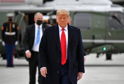 Bloqueo de Trump en Twitter es definitivo, dice la plataforma