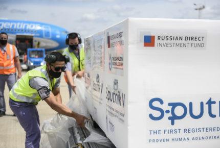 SCJN frena la publicación del contrato de la vacuna Sputnik-V