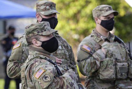 FBI teme un ataque de integrantes de la Guardia Nacional