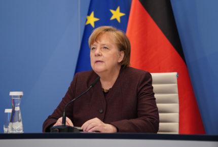 """Merkel pide """"repartición justa"""" de vacunas antiCovid"""