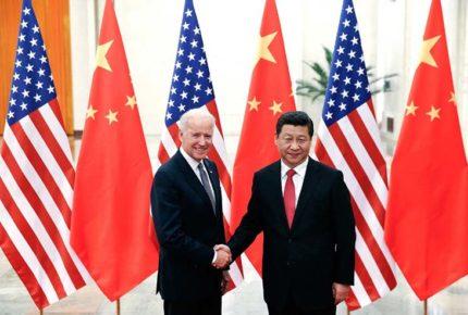 Biden expone a Xi Jinping inquietud por prácticas económicas de China
