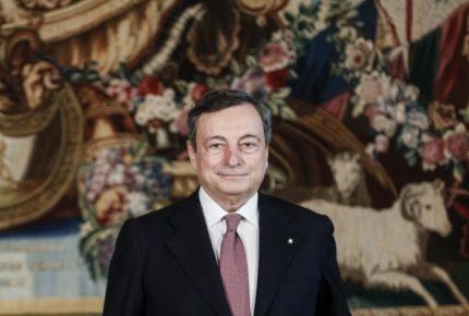 Mario Draghi asume el cargo de primer ministro de Italia
