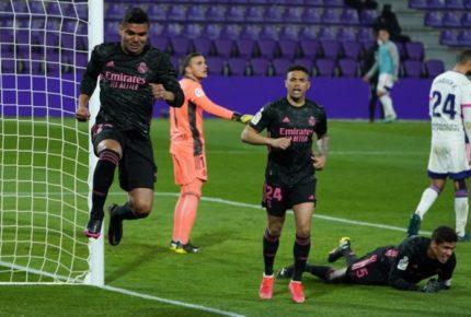 Real Madrid aprovecha tropiezo del Atlético de Madrid en La Liga