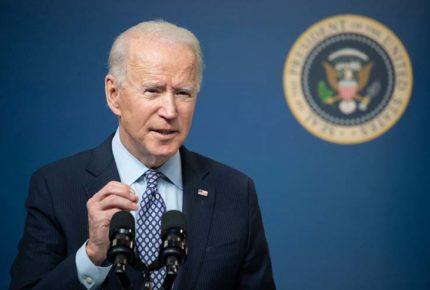 Entre divisiones, se vota plan económico de Biden