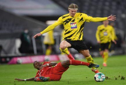Bayern Múnich remonta al Borussia Dortmund en la Bundesliga