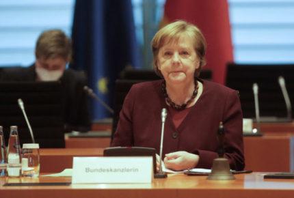 En elecciones regionales, cae partido de Merkel