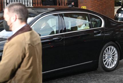 Tras un mes internado, el príncipe Felipe deja el hospital