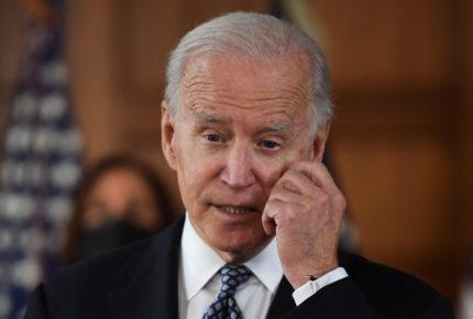 """Biden """"decepcionado"""" por salida de Turquía del pacto de violencia de género"""