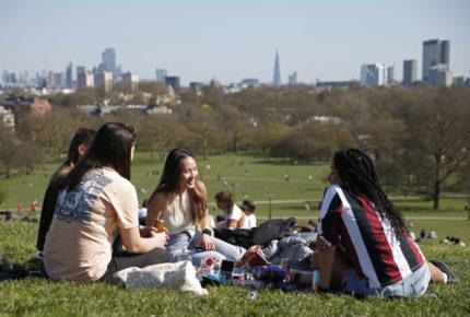 Londres registra cero muertes por Covid