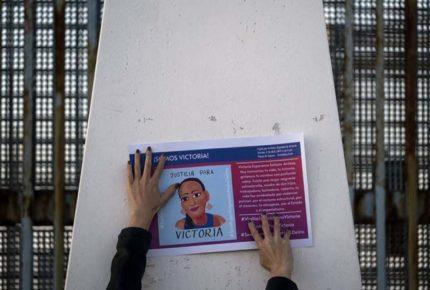 CNDH emite recomendación por asesinato de Victoria Salazar