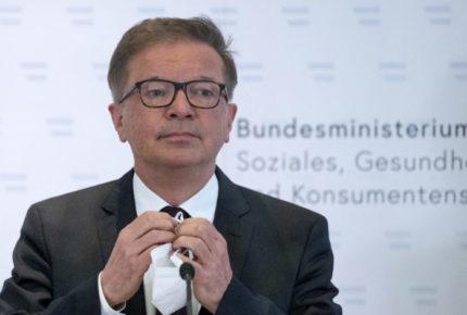 """Renuncia ministro de Salud austriaco por """"agotamiento"""""""