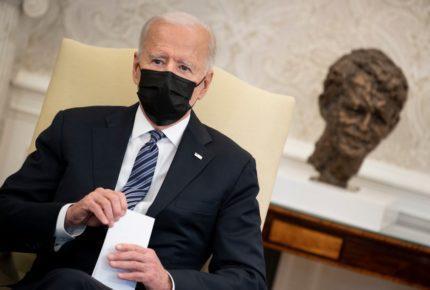 Biden ofrece ayuda a México por accidente en la L12 del Metro