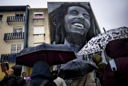 Bob Marley, el ícono del reggae, a cuatro décadas de su muerte