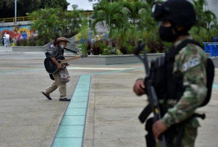 La ONU expresa su preocupación por la violencia en Cali