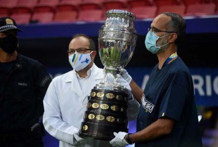 Confirman 53 casos de Covid-19 en Copa América