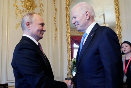 Arranca cumbre entre Biden y Putin en Ginebra