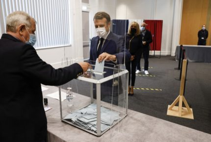 Extrema derecha francesa espera buenos resultados en segunda vuelta