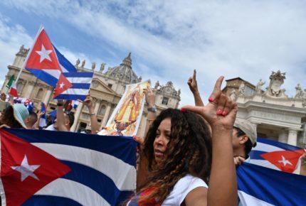 El Papa Francisco pide diálogo y unión al pueblo cubano