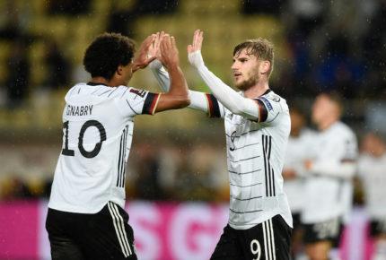 Alemania, primera selección en obtener su pase a Catar 2022