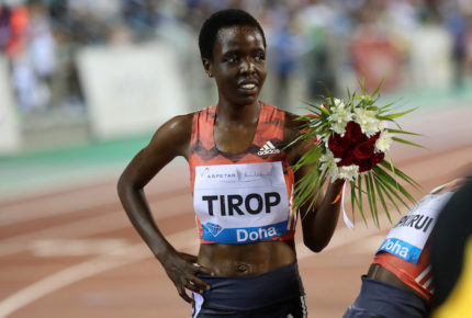 Asesinan a la atleta keniana Agnes Tirop