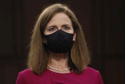Senado de EU vota para confirmar a jueza Barrett a la Corte Suprema