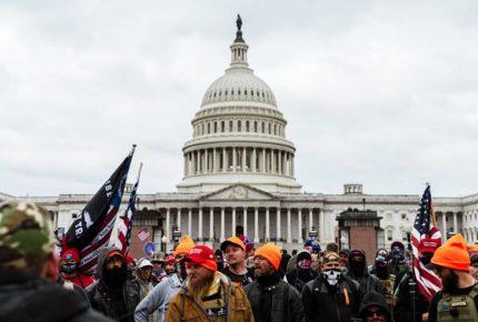 Tras ataque al Capitolio, tres congresistas dan positivo a Covid