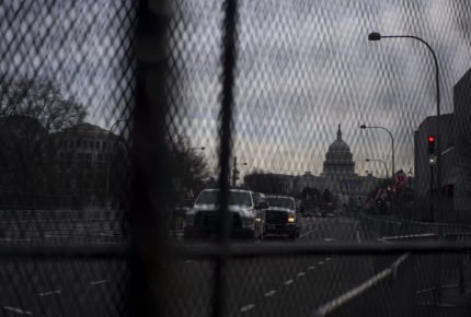 Desalojan Capitolio por amenaza externa