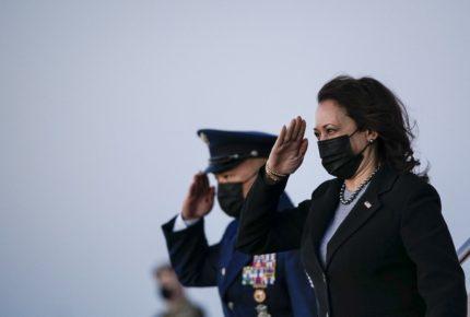 Kamala Harris agradece a Guatemala control en su frontera
