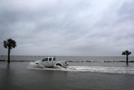 Amenaza huracán Sally con inundaciones mortales
