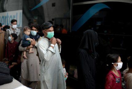 La UE buscan evitar una nueva crisis migratoria de afganos