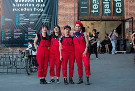 Colectiva feminista LASTESIS dará conferencia en la UNAM